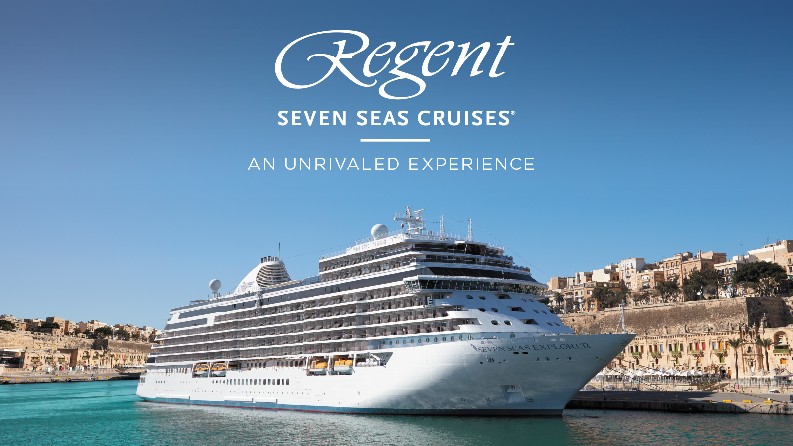 Regent Seven Seas Cruises It's All Included