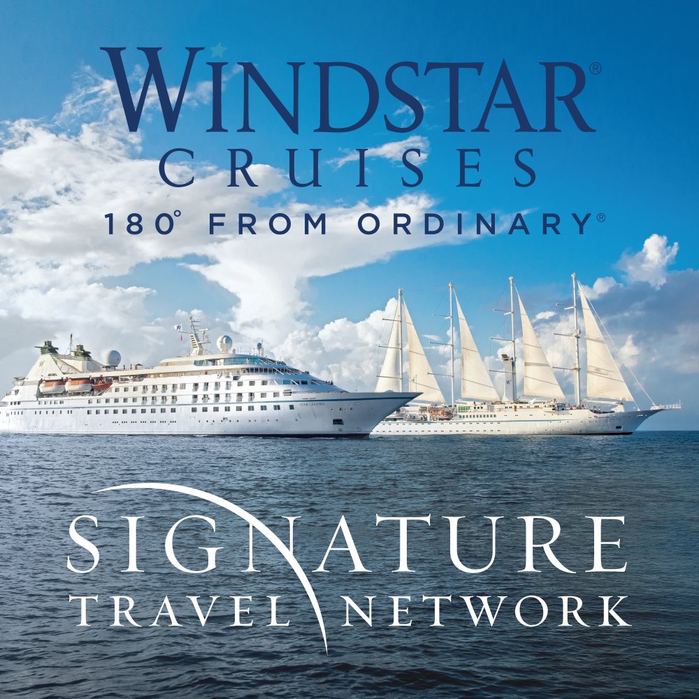 WINDSTAR SIGNATURE HOSTED SAILINGS EXCLUSIVE BENEFITS